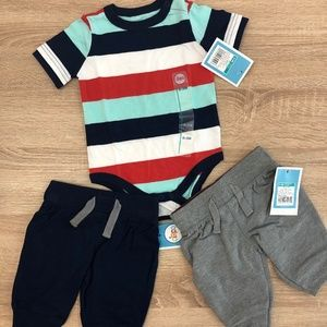 2/$25 Sale Baby/Toddler Boy 3 Pieces Set/Outfit